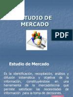 Estudio de Mercado Clase 10feb15 Ingria Proyectos