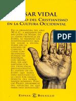 Cesar Vidal - El legado del Cristianismo en la cultura occidental(1).pdf