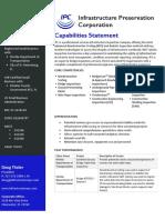 Bridge Inspection Capabilities Statement IPC 4.9.18 DT (002)