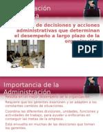 AdministraciónEstratégica