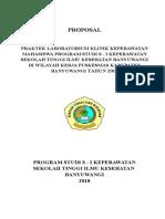 Proposal Plkk s1 2018