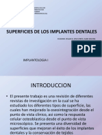 SUPERFICIES DE LOS IMPLANTES DENTALES.pptx
