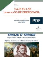Semana1 TRIAGE Emergencia 2018
