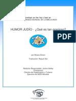 Humor Judío