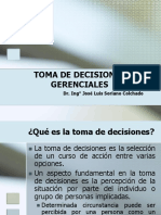 OPTIMIZACION DE DECISIONES
