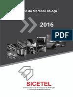 Análise do Mercado de Aço 2016