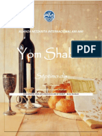 Sidur de Shabat - 4.7 Benei Avraham