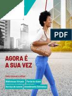 Manual Portal-do-Aluno Bibliotecas Nuvem Sae