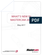 Whats New Mastercam