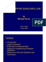 Philippine Baselines Law