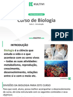 1. Introdução à Biologia
