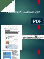 Petunjuk Singkat Smart Sanitarian