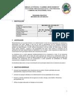 Civ219 Contenido y Bibliografia Uagrm