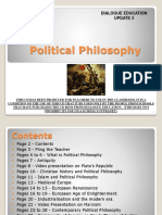 Society Political Philosophy