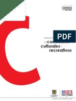 Cartilla Corredores Culturales