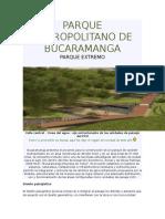 Parque Metropolitano de Bucaramanga