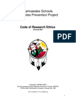 ksdpp code of research ethics