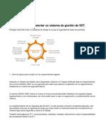 Beneficios de Implementar Un Sistema de Gestión de SST