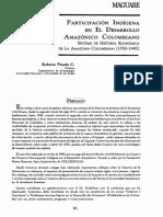 PINEDA. Participación Indigena en el Desarrollo Amazónico Colombiano.pdf