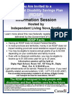 RDSP Poster Digby