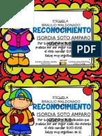 RECONOCIMIENTO #2 Archivo Editable
