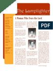 Feb 2010 Lamplighter Newsletter, LaFayette Alliance Church