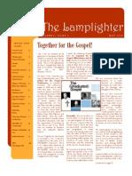 May 2010 Lamplighter Newsletter, LaFayette Alliance Church
