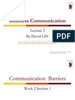 12448d1231834389 Business Communication Ppt Business Communication Lecture 3