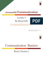 12448d1231834389 Business Communication Ppt Business Communication Lecture 3