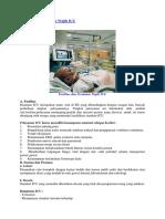 Manajemen Pelayanan HCU Dan ICU