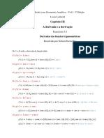 Cap III - O Cálculo Com Geometria Analítica - Vol I - 3ª Edição - Ex 3.5