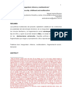 1. Inseguridad, Infancia y Neoliberalismo (13 págs)- Brenner.doc