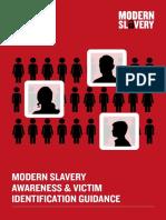 HO Modern Slavery Awareness Booklet Web