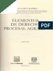 Derecho Procesal Agrario