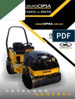 Catálogo CIPSA General 2016
