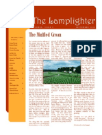Oct 2010 Lamplighter Newsletter, LaFayette Alliance Church
