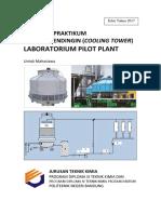 Jobsheet CoolingTower Pilot Plant_2017_versiLembang