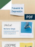 Previniendo La Depresión