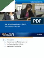 0809 Workflow Classics - Part II