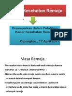 KaderKesehatan Remaja.pptx