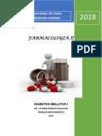 Trabajo Monográfico Nº1- Diabetes Mellitus Tipo i