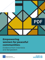 Indonesia Research on Women