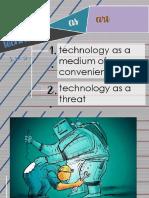 Technology as art