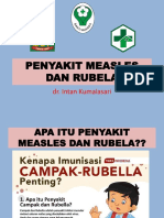 Penyakit Measles Dan Rubela