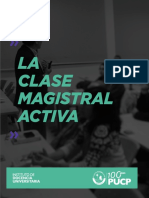 1. Clase Magistral Activa