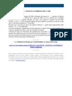 Fisco e Diritto - Corte Di Cassazione n 6288 2010