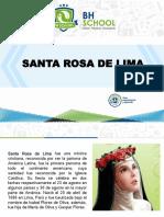 Santa Rosa de Lima Pptx