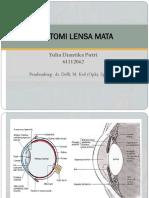 Anatomi Lensa Mata