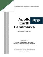 Apollo Earth Landmarks