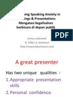 5. Overcoming Speaking Anxiety in Meetings & Presentations - Copy - Copy
